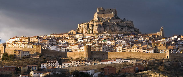 EXCURSION DEL DIA A MORELLA